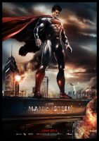 MAN OF STEEL by Medusone