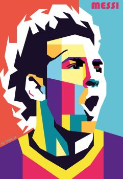 Wpap Messi by boniproduction