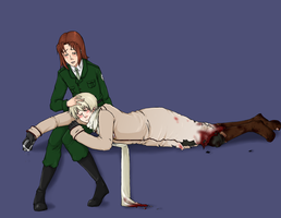 APH: He's soft to the touch by arafel
