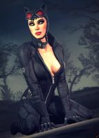 Catwoman BAC 7 by Rescraft