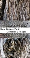 Bark Texture Pack by Mind-Illusi0nZ-Stock
