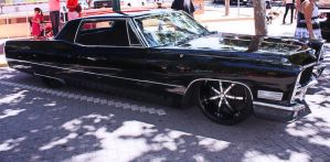 Black Cadillac by StallionDesigns