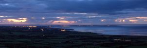 A night in Dingle by EidanNoon