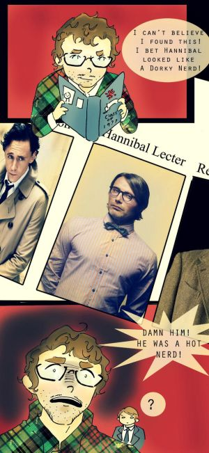 The Yearbook (NBC Hannibal) by Happy-Bomber