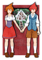 Hansel and Gretel by DeepestSilence