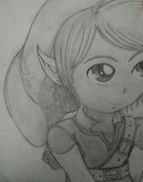 Chibi Link by cosmo090909