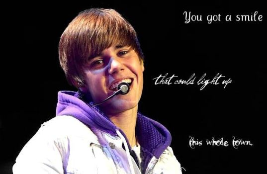Light Up This Whole Town by JBelieber