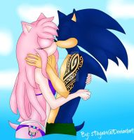 ~Sonamy - Love in the Water~ by TextMessage