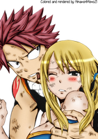 I'm with you |NaLu| [zippi44] by HinamoriMomo21