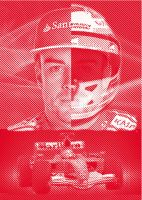 Fernando Alonso by tonetto17
