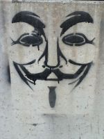 Original V for Vendetta no editing by gethro92