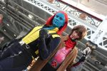 Mystique and Gambit, X-Men by MangaGirl232