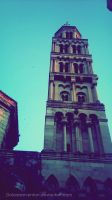 St.Duje's cathedral by DoloresReventon