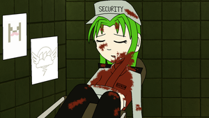 Midori Gurin Cameo in an Animation by Kidapult