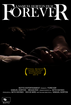 Forever (2013) Single Sheet by DarthBotto