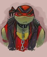 Rebel ( TMNT) by Pax77Vibiscum7Astras