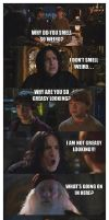 Bullying Snape by misty141