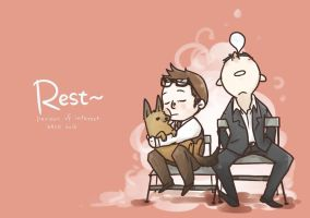 POI - Rest~ by tedizack