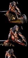 AvP collage by sivousplay