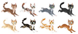 Adopts because wow (ONE LEFT) by MlSTY