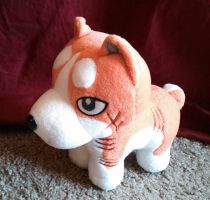 Small Riki Plush by RegnantsCollection