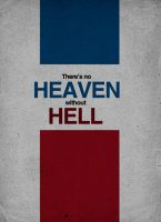 There's no heaven without hell by SpiderIV