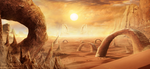 The desert mystic oracle by Antonio-Figueiredo