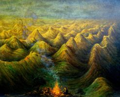 warmth in the wilderness by rodulfo