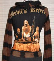 devil's rejects hoodie 2 by smarmy-clothes
