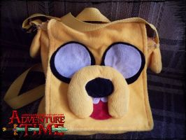Jake The Bag - Adventure Time by JazSwagEliz