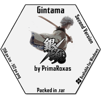 Gintama V2 Icon for WIndows by PrimaRoxas