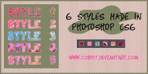 Animal Print in Pink Styles by Coby17