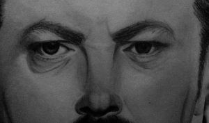 Here, Have Some Ron Swanson Eye's by Flowerlie