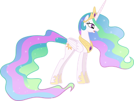 Princess celestia by Vector-Brony