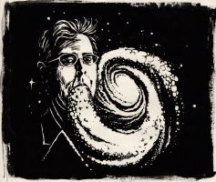 Thomas Ligotti by SergiyKrykun