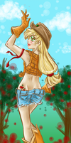 AppleJack - Human by Isine