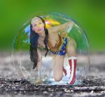 Wonder Bubble by blunose2772