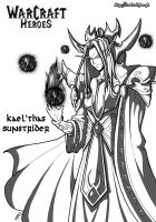 Kael'Thas by DarkTod