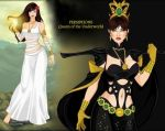 Persephone Queen of the Underworld by LadyRaw90