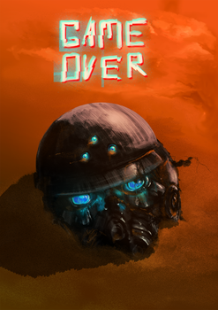 Game Over by Griphinator