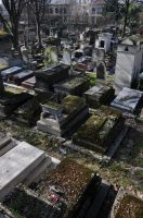 Pere Lachaise Cemetery 2 by Aar-n113