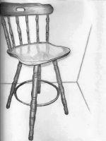 Chair Sketch by Alley9