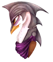 Armoured Gilda by Invisible-11