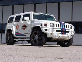 09 Geigercars Hummer H3 V8 by TheCarloos