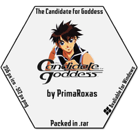 The Candidate for Goddess Icon for Windows by PrimaRoxas