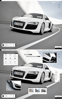 Audi by marcoblade