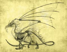 Liquidis- The Ultimae Wyrm 3 by A-Nessessary-Studio