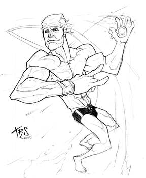 iceman by big-trs