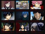 Fairy Tail: Character Alignment 1 by ConnellyC113