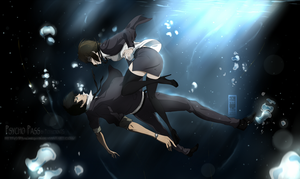 Psycho Pass - Caged by IFrAgMenTIx